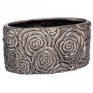 distelroos-PTMD-653355-Behuh-dark-grey-ceramic-Pot-oval-low-m-ovale-grijze