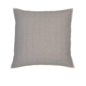 distelroos-Broste-Copenhagen-70200024-cushion-cover-Viggo-High-rise-Quilt