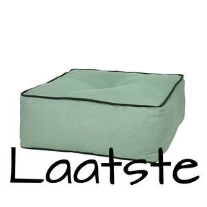 distelroos-Broste-Copenhagen-70030116-Pouf-Canvas-square-granite-green