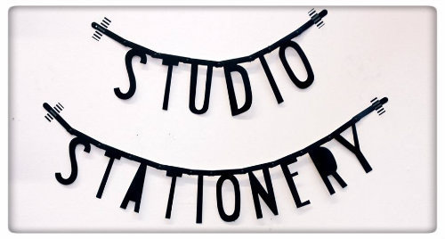 Studio-Stationery