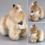 Inkari - Alpaca knuffel Sandstone M
