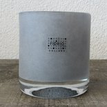 FIDRIO - Cilinder small grey frosted