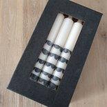 Rustik Lys - By Kimmi - Dinerkaars Wolken 10 stuks B-keus