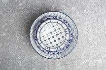Urban Nature Culture - Beijing blue bowl C