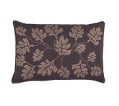 Broste Copenhagen - Cushion cover New leaf