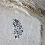 AfroDutchPaperStone - Kaart Feather 2