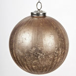 PTMD - Christmas copper ball Glass l