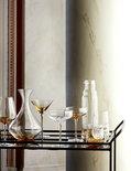 Broste Copenhagen - Amber - Champagneglas