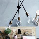 House Doctor - Lamp Molecular B - Showroommodel
