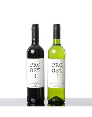 Flessenwerk - Wijn Proost!