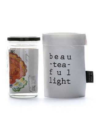 Flessenwerk - Beau-tea-ful light