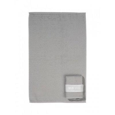 Mijn Stijl - Handdoek Licht grijs