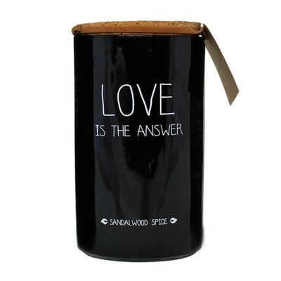 My flame - Sojakaars Love is the answer Sandelwood spice