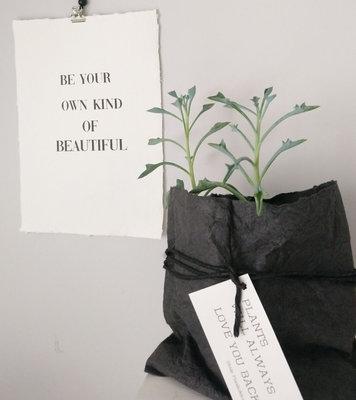 (Op) de Maalzolder - Poster Be your own kind of beautiful