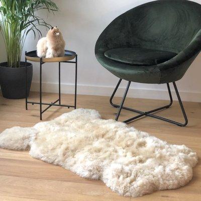 Inkari - Handgemaakte Alpaca kleed Reina Blond