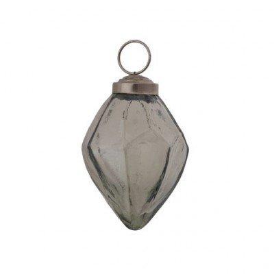 PTMD - Kerstbal Diamant groen