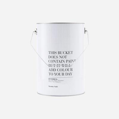Nicolas Vahé - Blik Bucket / Container 2.0