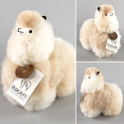 Inkari - Alpaca knuffel Sahara S