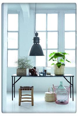 House Doctor - Lamp Volumen grey