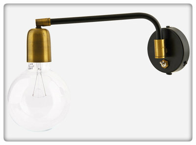 House Doctor - Wall lamp Molecular B