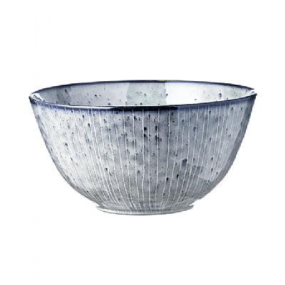 Broste Copenhagen - Bowl 'Nordic Sea' Stoneware C