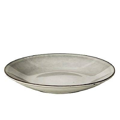 Broste Copenhagen - Pasta plate 'Nordic Sand' Stoneware