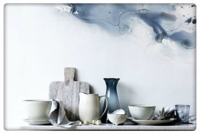 Broste Copenhagen - Bowl 'Nordic Sand' Stoneware D