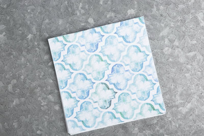 Urban Nature Culture - Marrocan allover Napkin