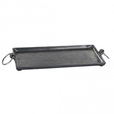 PTMD - Aluminium lead tray with ring