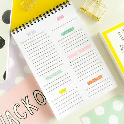 Studio Stationery - Perfect planner
