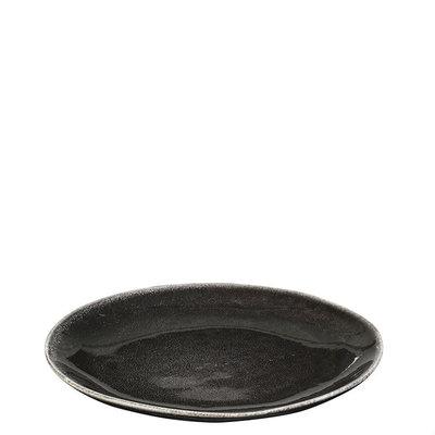 Broste Copenhagen - Nordic Coal Dessert / lunch plate