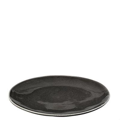 Broste Copenhagen - Nordic Coal Dinner plate