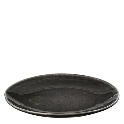 Broste Copenhagen - Nordic Coal Big dinner plate