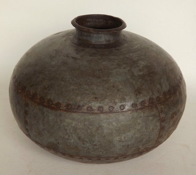 Nagouri pot old iron