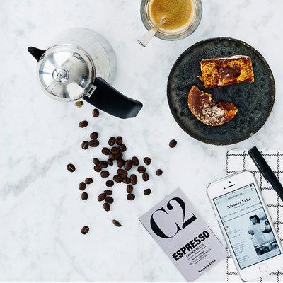 Nicolas Vahé - Espresso coffee