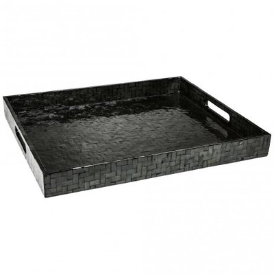 PTMD - Pleasant grey poly tray rectangle s