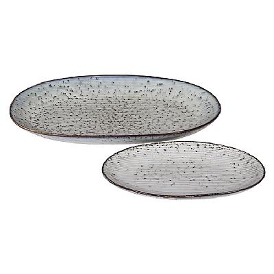 Broste Copenhagen - Nordic Sea Plate oval s/2