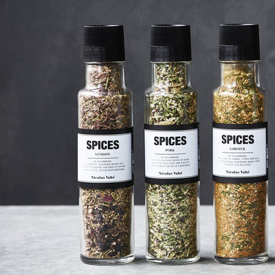 Nicolas Vahé - Spices for venison