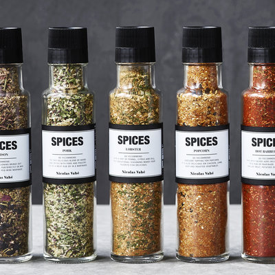 Nicolas Vahé - Spices for lobster