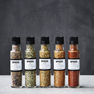 Nicolas Vahé - Spices hot barbecue