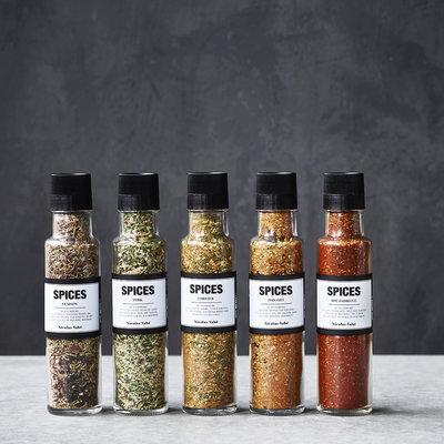 Nicolas Vahé - Spices popcorn
