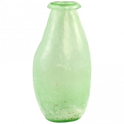 PTMD - Amora green Glass vase small