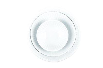 MrsBloom - Barcelona old white - Salad bowl
