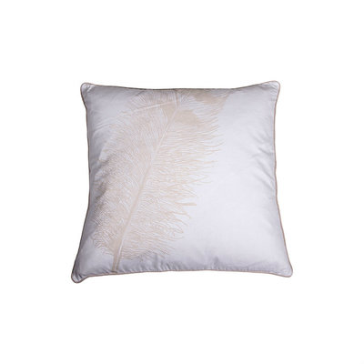 Broste Copenhagen - Cushion cover Litze Feather