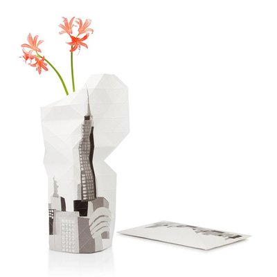 Pepe Heykoop - Paper Vase Cover Large - City Edition - New York