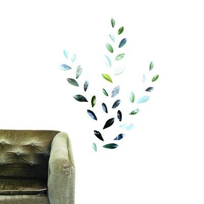 Pepe Heykoop - Wallpaper Leaves - Green