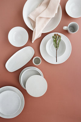 Broste Copenhagen - Copenhagen Plate oval large