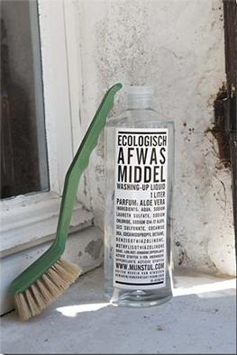 Mijn Stijl - Afwasborstel groen