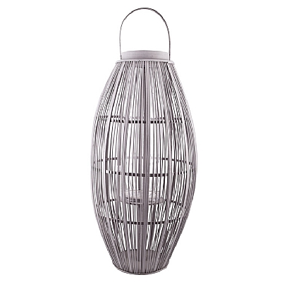 Broste Copenhagen - Lantern Aleta Dove grey