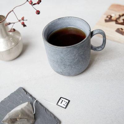 House Doctor - Grey Stone Mug